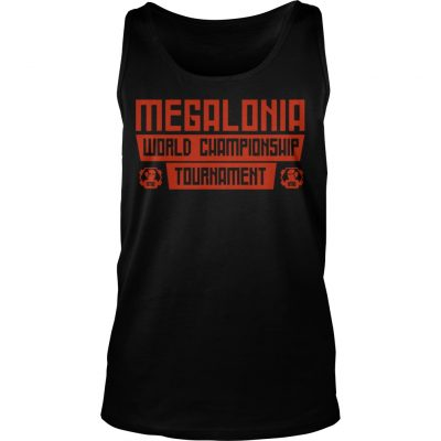 Megalonia World Championship Tournament Tank Top