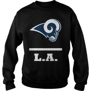 Steve Mason Patriots Los Angeles Rams L.A Sweater