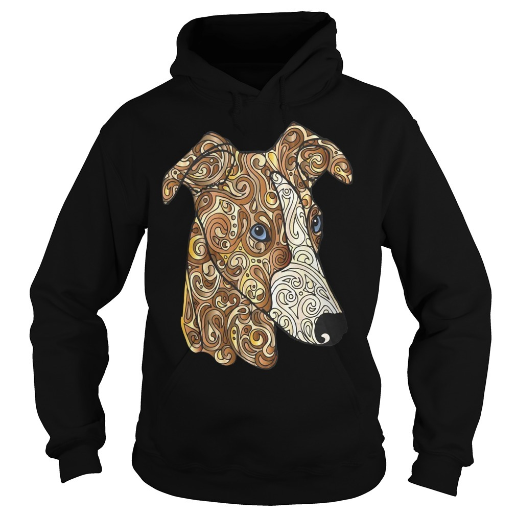 Whippet Dog Lover Hoodie