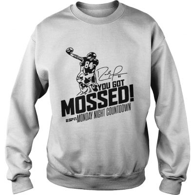 You Got Mossed Monday Night Countdown Sweater