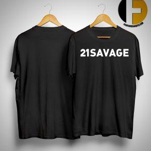 2019 Grammy Awards Post Malone 21 Savage Shirt