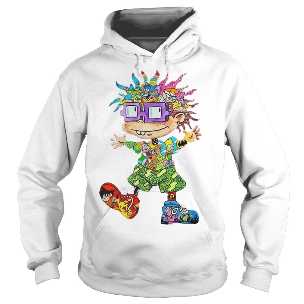 All Character Chuckie Finster Hoodie