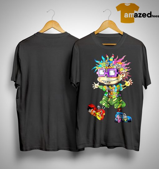 All Character Chuckie Finster Shirt