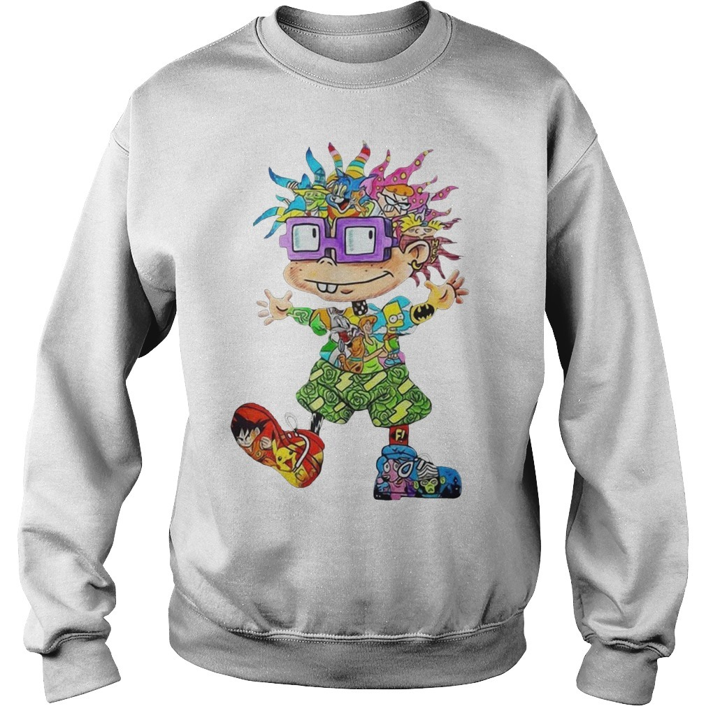 All Character Chuckie Finster Sweater