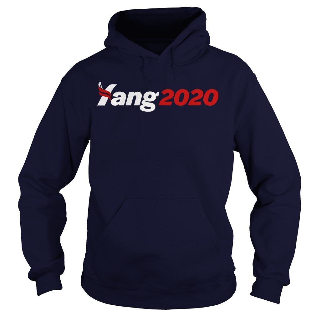Andrew Yang 2020 Hoodie
