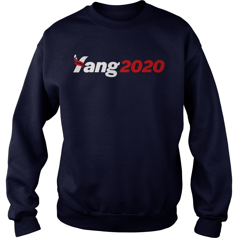 Andrew Yang 2020 Sweater