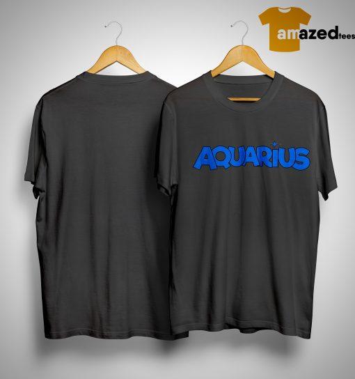 Aquarius Szn Shirt Tina Snow