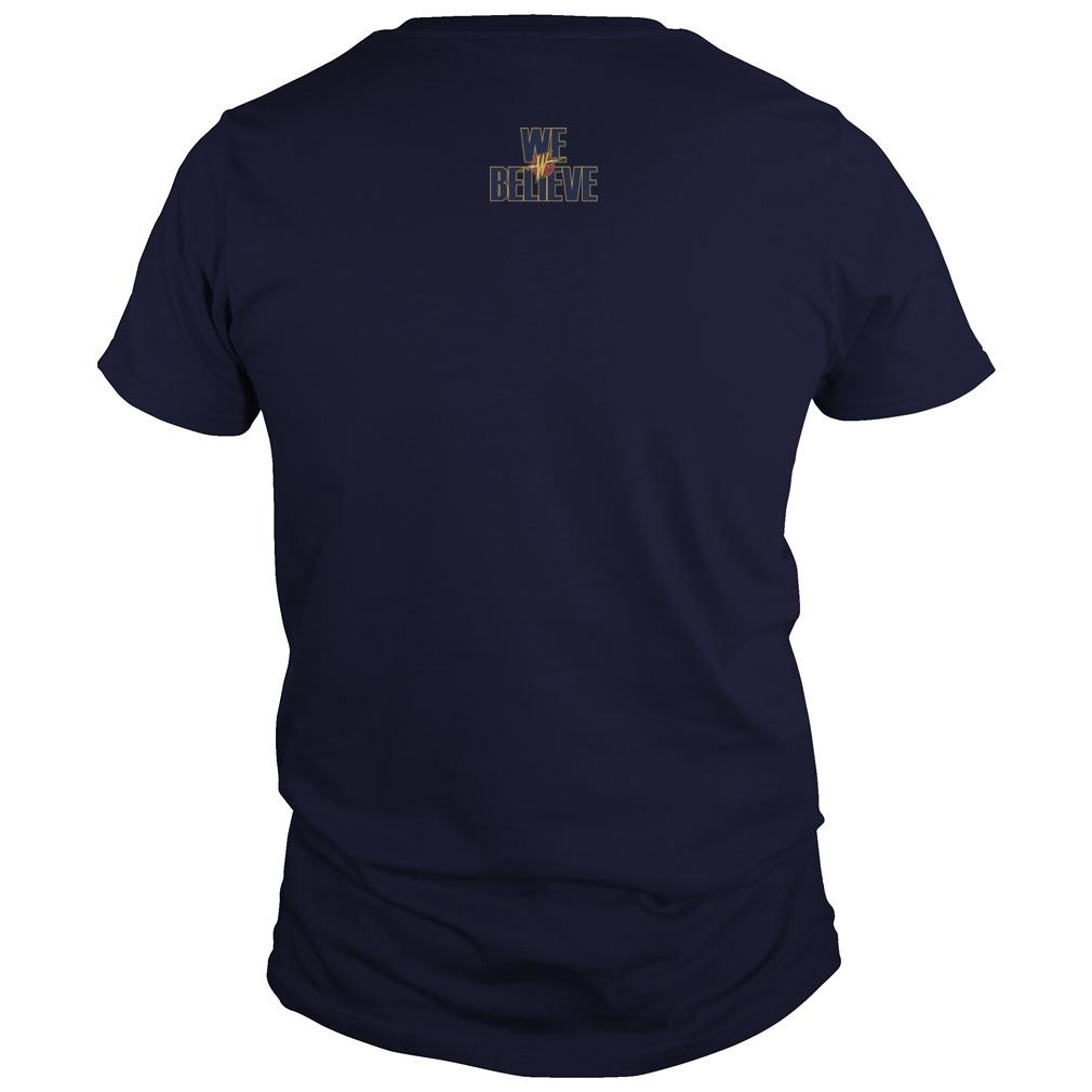Baron Davis Dunk Back Shirt