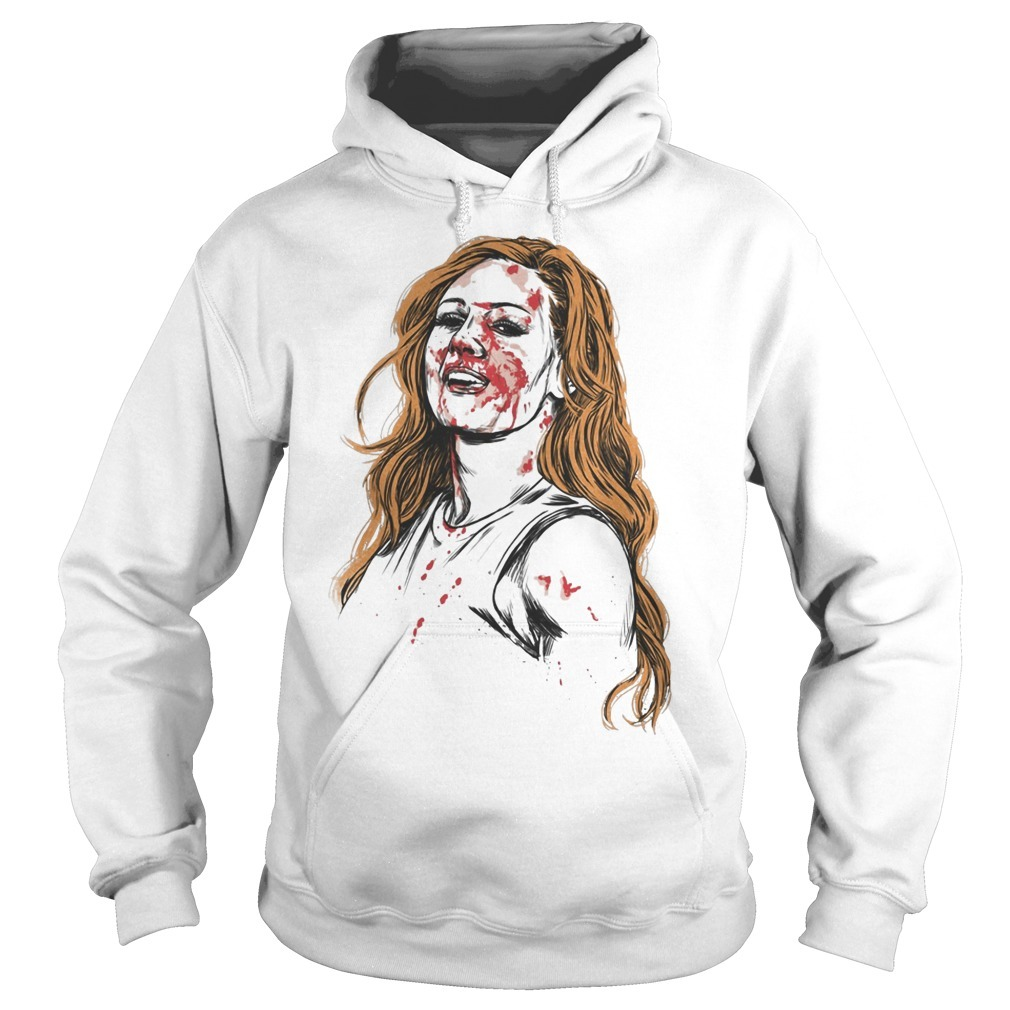 Becky Lynch The Man Hoodie