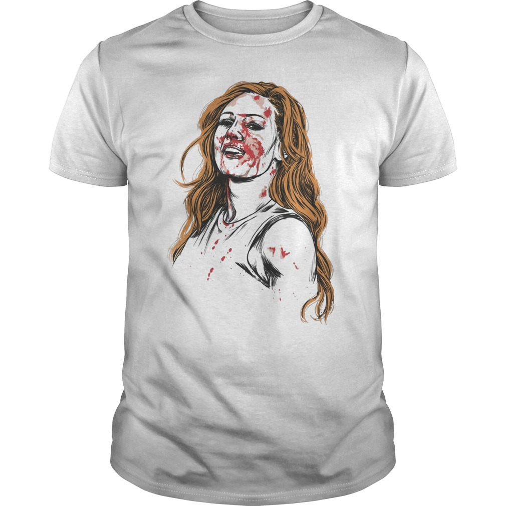 Becky Lynch The Man Shirt
