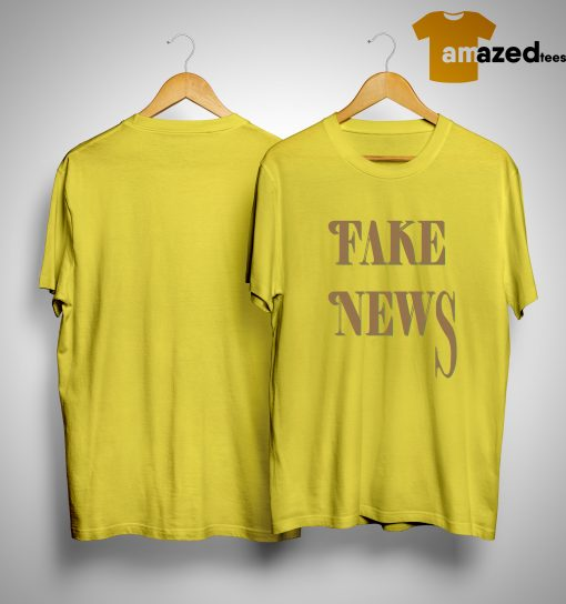 Bloomingdale Fake News Shirt