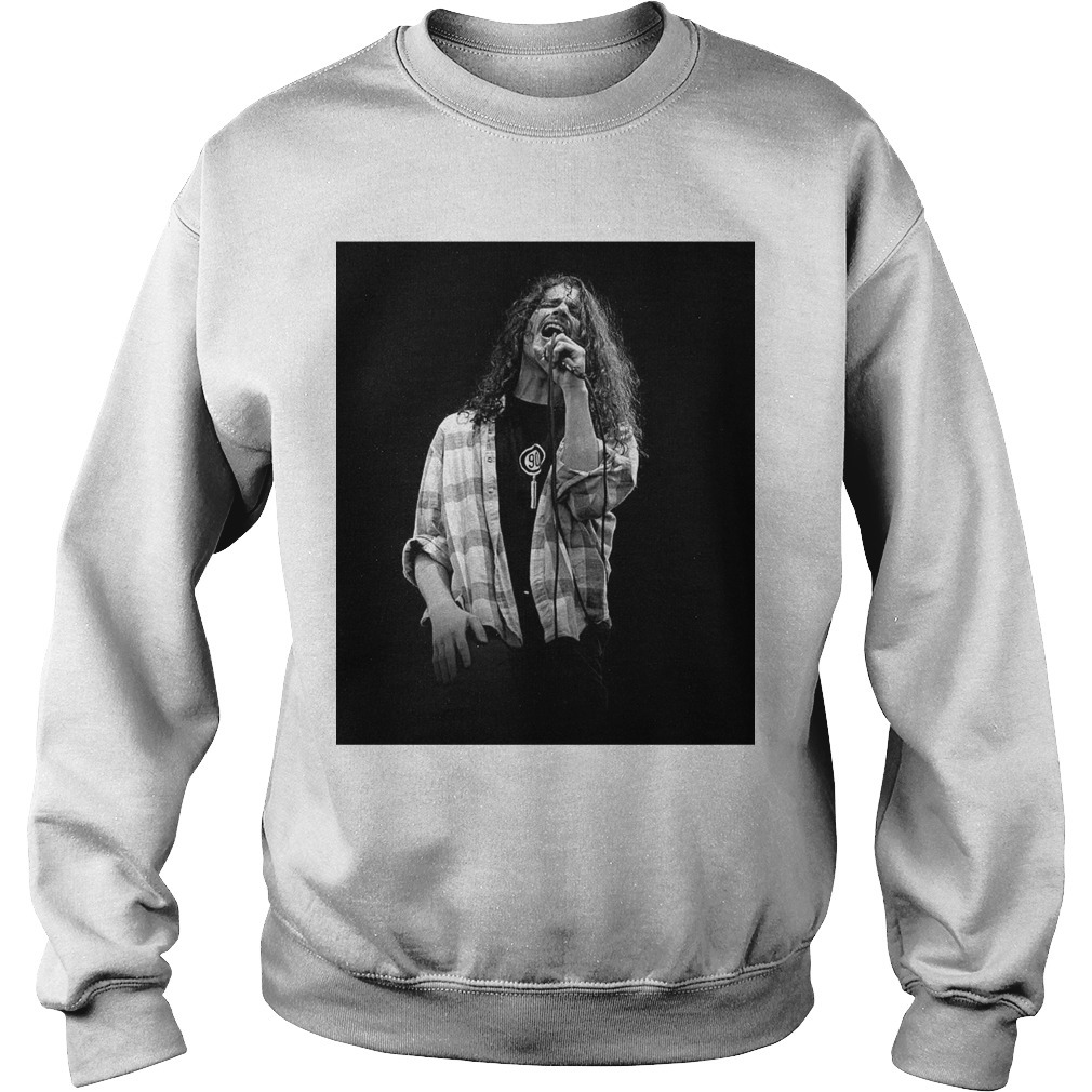 Chris Cornell's Daughter Toni Sweater