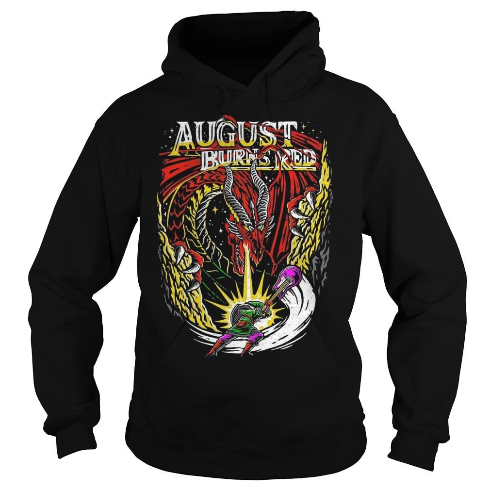 Dragon August Burns Red Hoodie