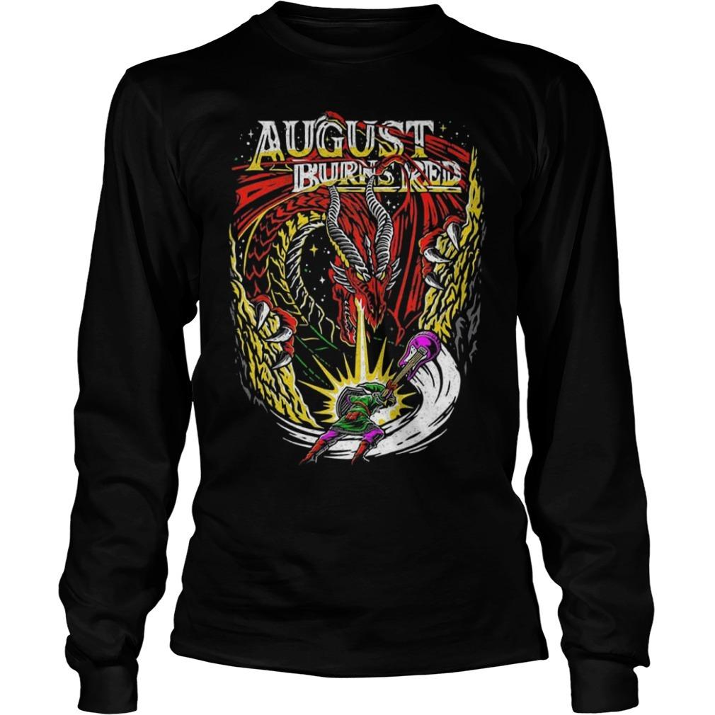 Dragon August Burns Red Longsleeve Tee