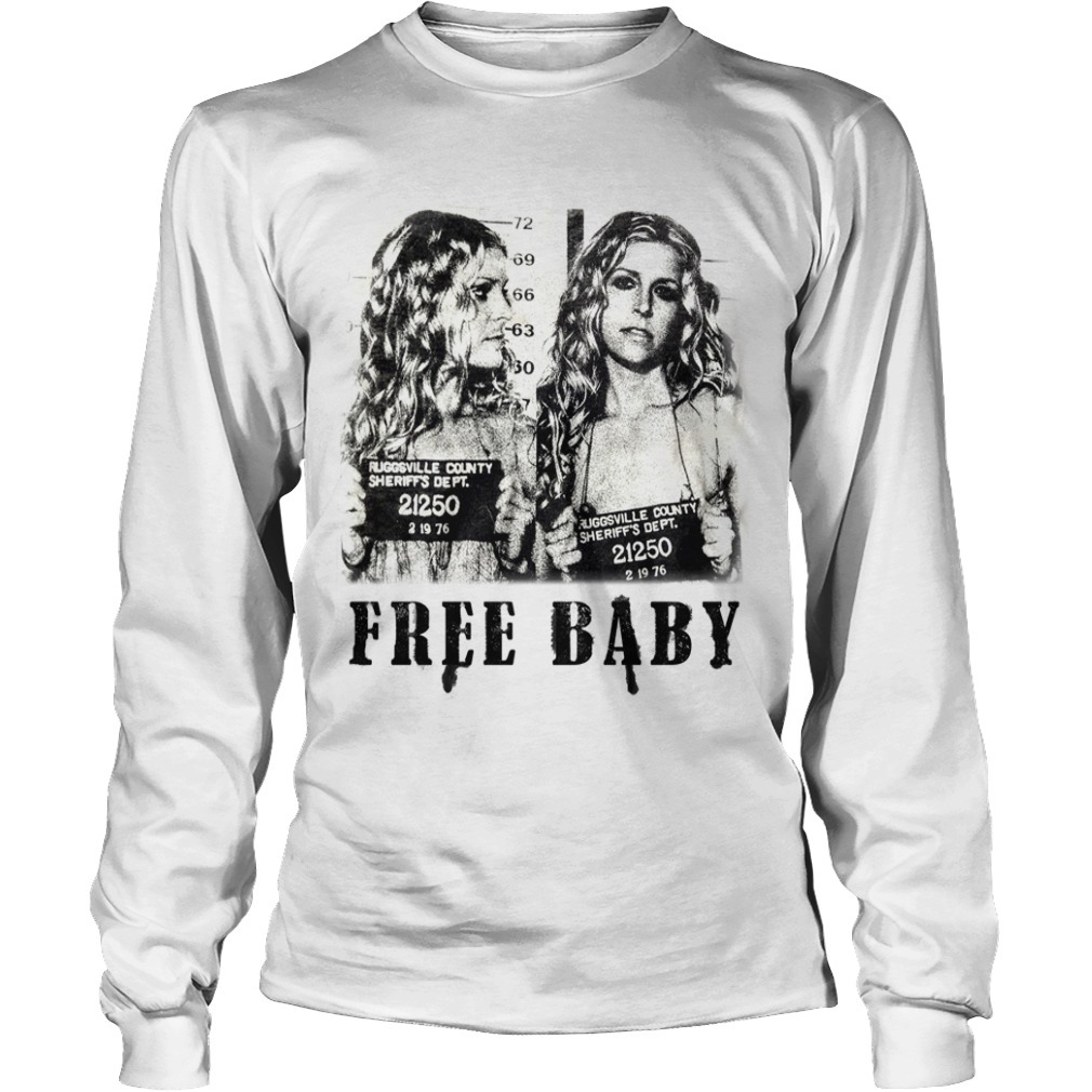 Free Baby 3 From Hell Longsleeve Tee