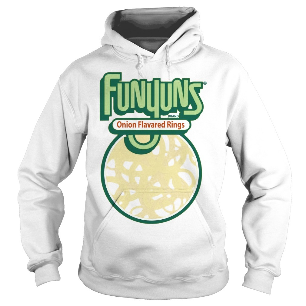 Funyuns Brand Onion Flavored Rings Hoodie