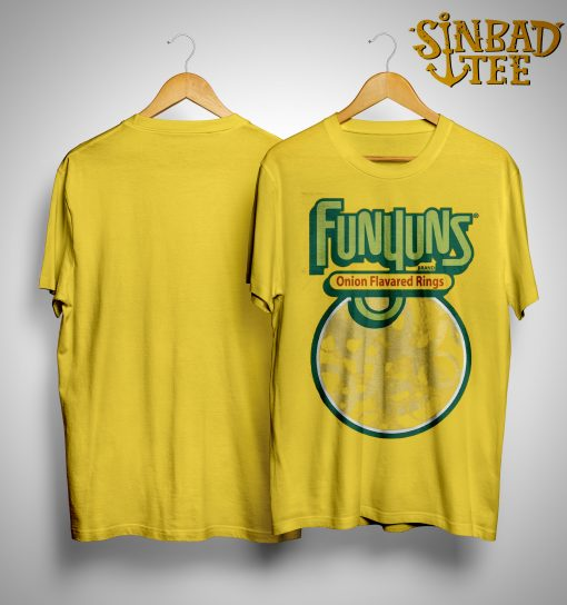 Funyuns Brand Onion Flavored Rings Shirt