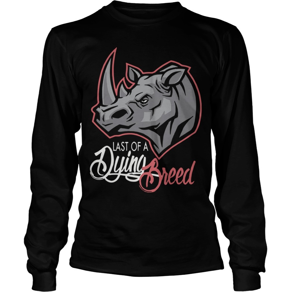 Jordan 6 Infrared Million Dolla Motive Dying Breed Longsleeve Tee