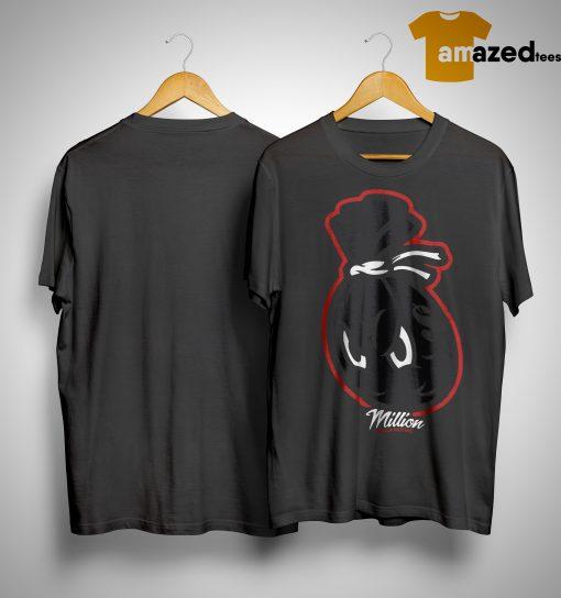 Jordan 6 Infrared Million Dolla Motive Money Bag Shirt