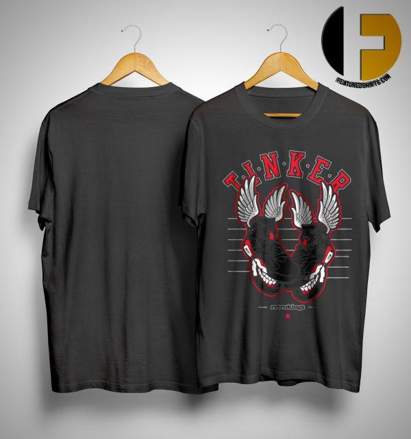 Jordan 6 Infrared Retro Kings Fly Kicks Sneaker Shirt