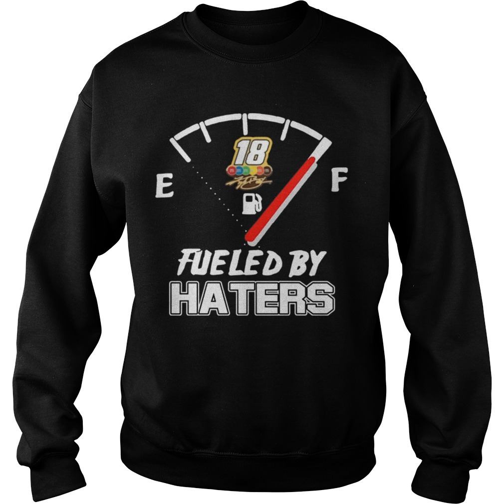 Kyle Busch Fueled By Haters Sweater