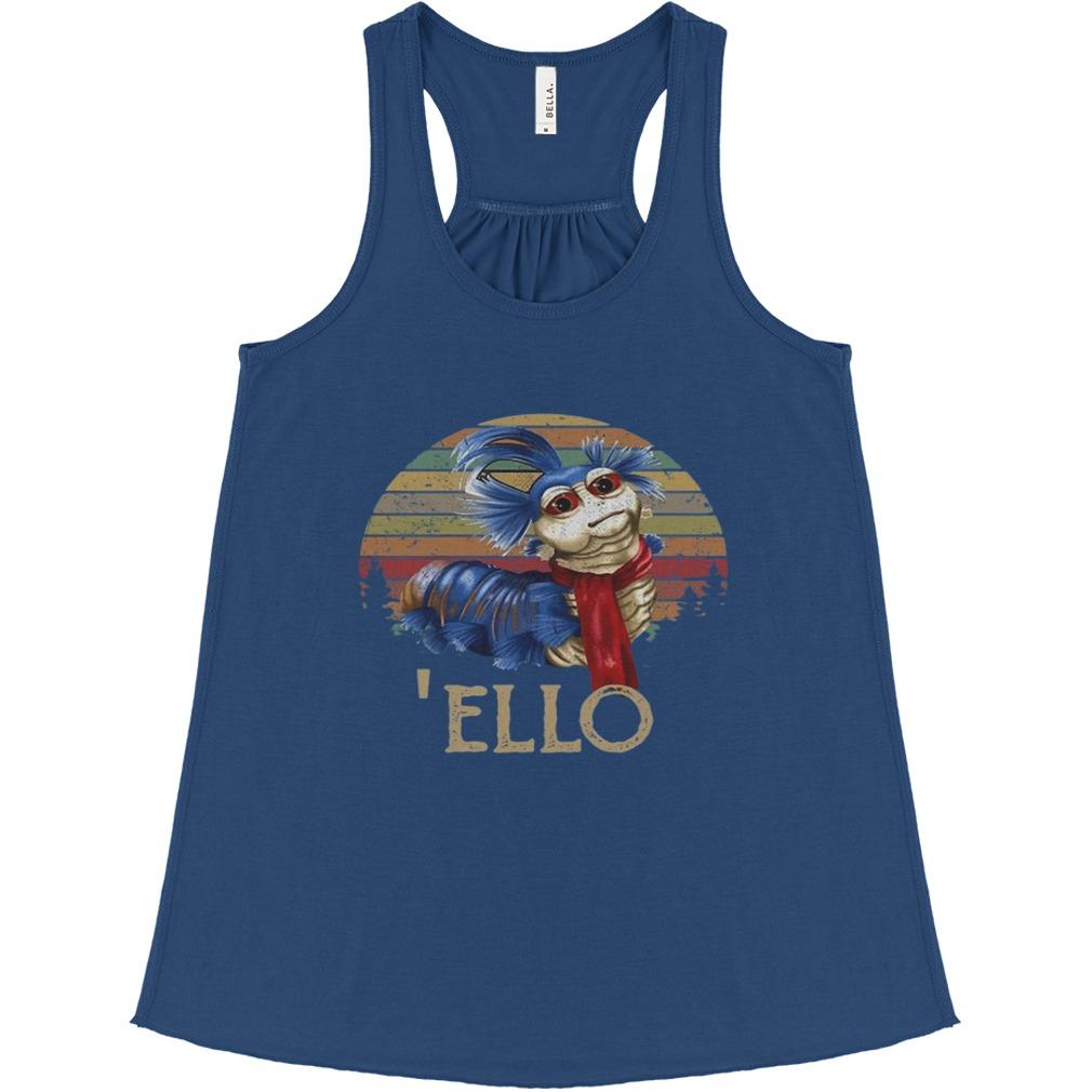 Labyrinth Ello Worm Vintage Bella Flowy Tank