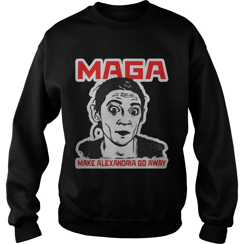 Maga Make Alexandria Go Away Sweater