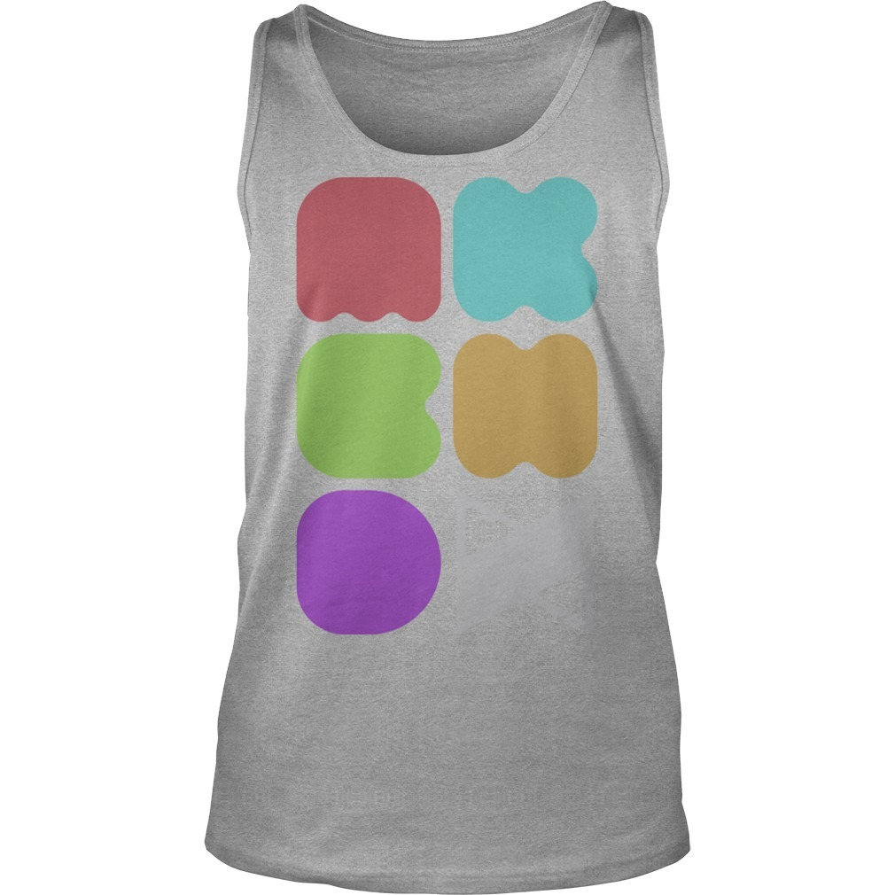Marques Brownlee Mkbhd Block Tank Top