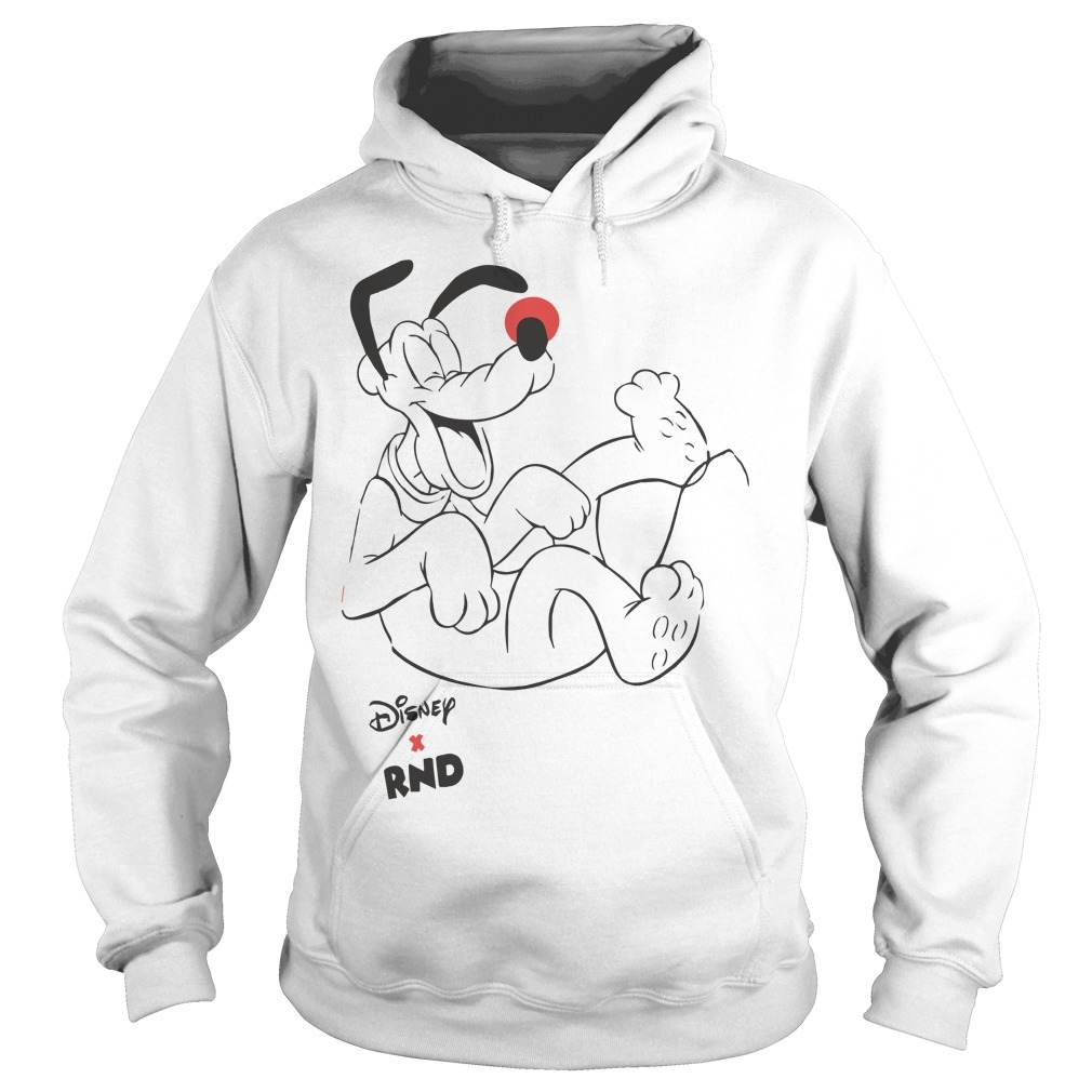 RED NOSE DAY Pluto Hoodie