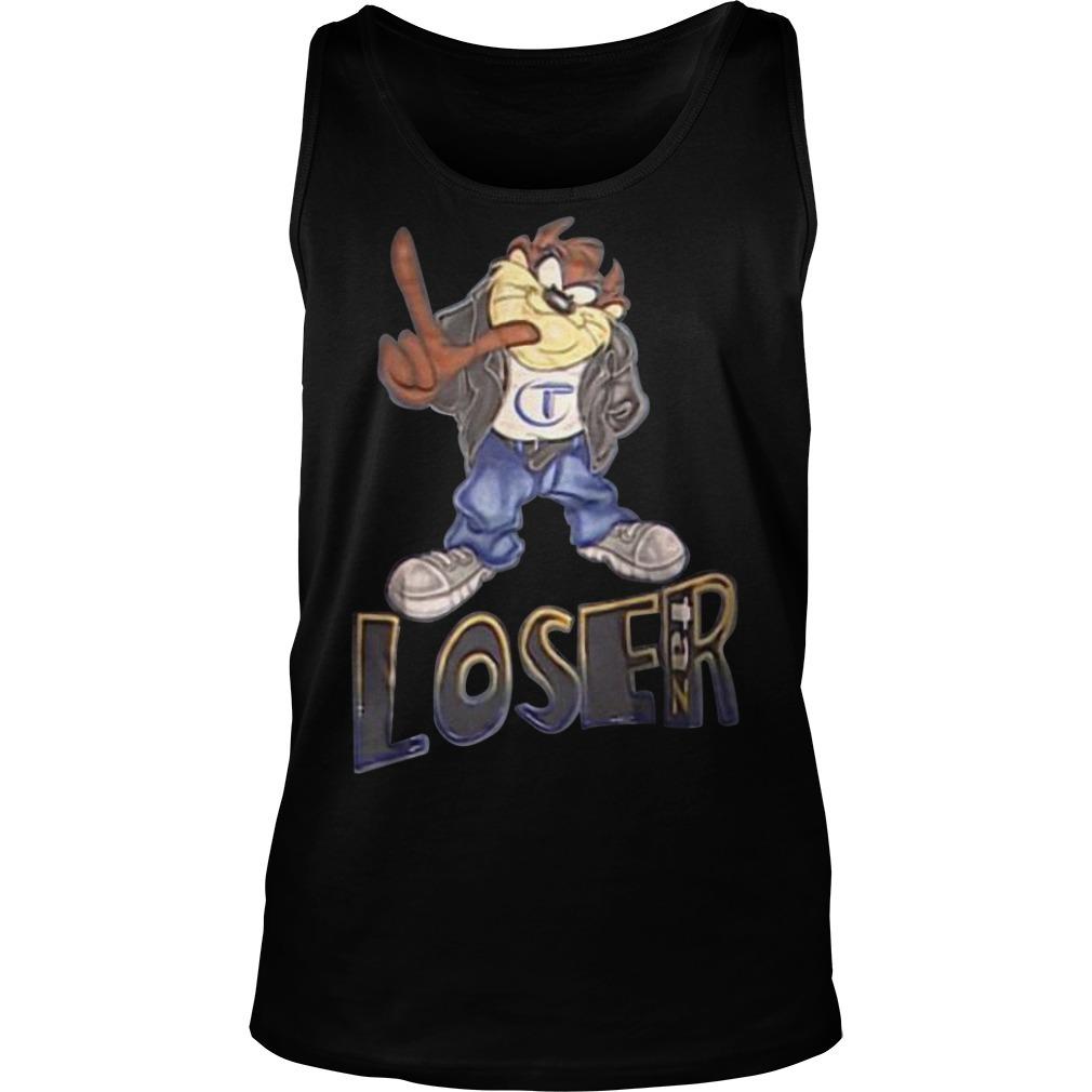 Rachel Pick Loser Tank Top