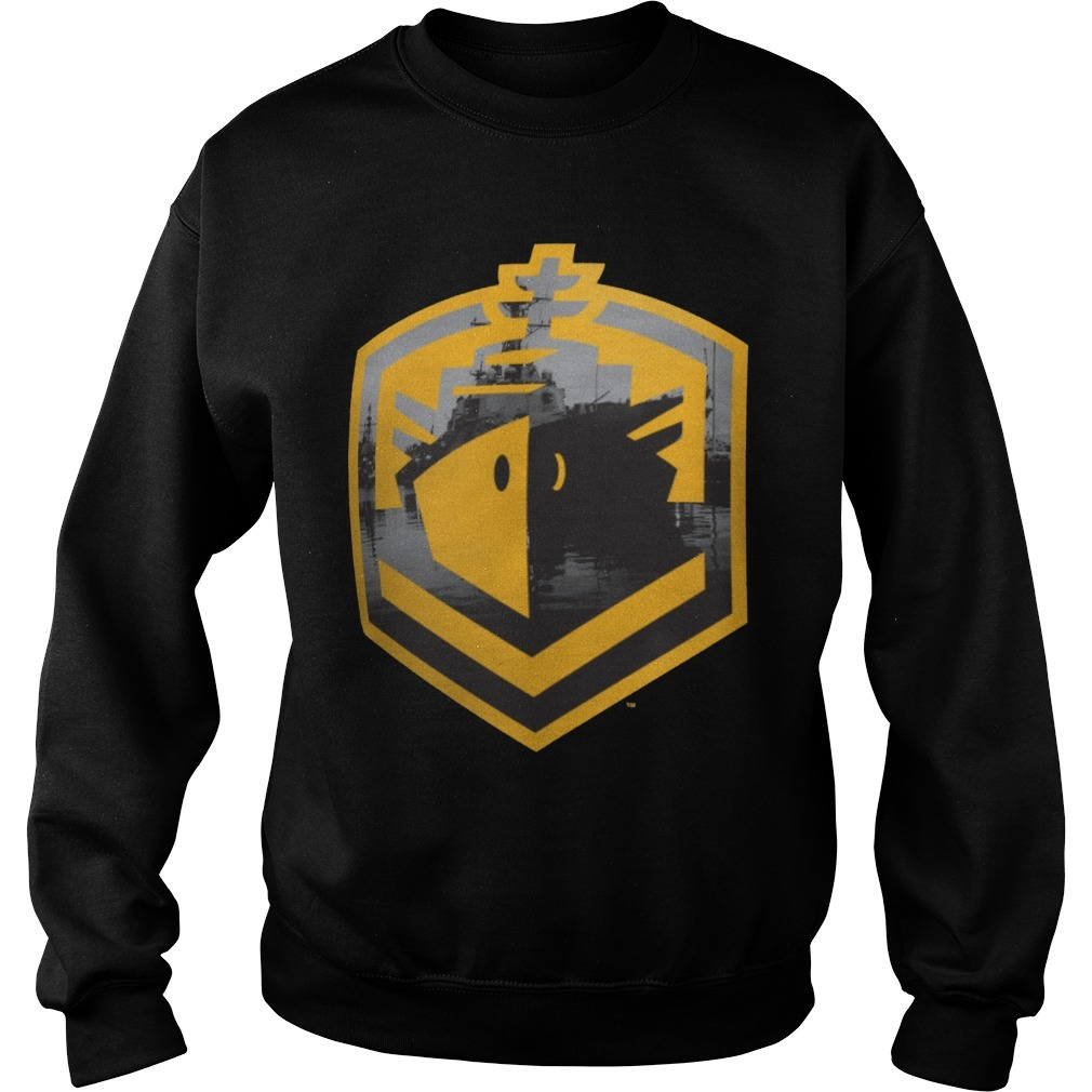 San Diego Fleet Logo Sweater