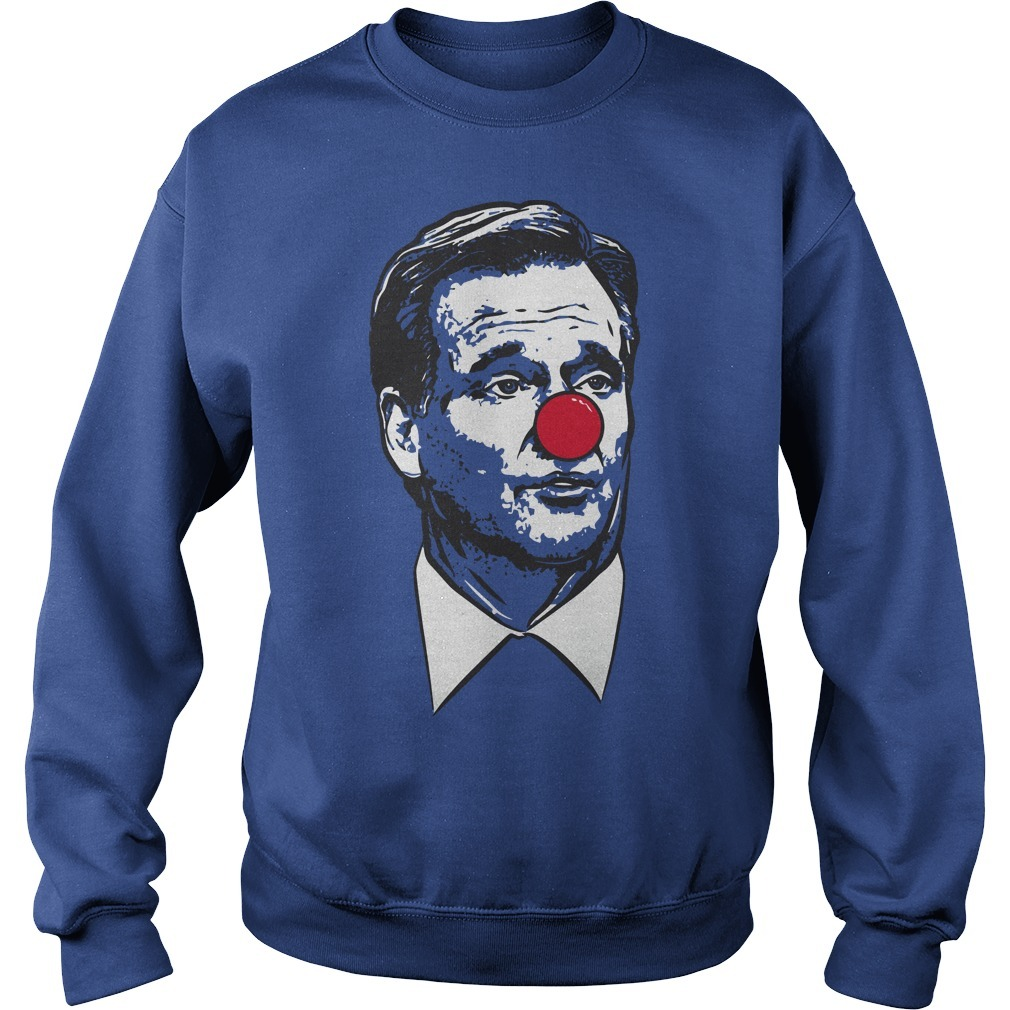 Sean Payton Roger Goodell Clown Sweater