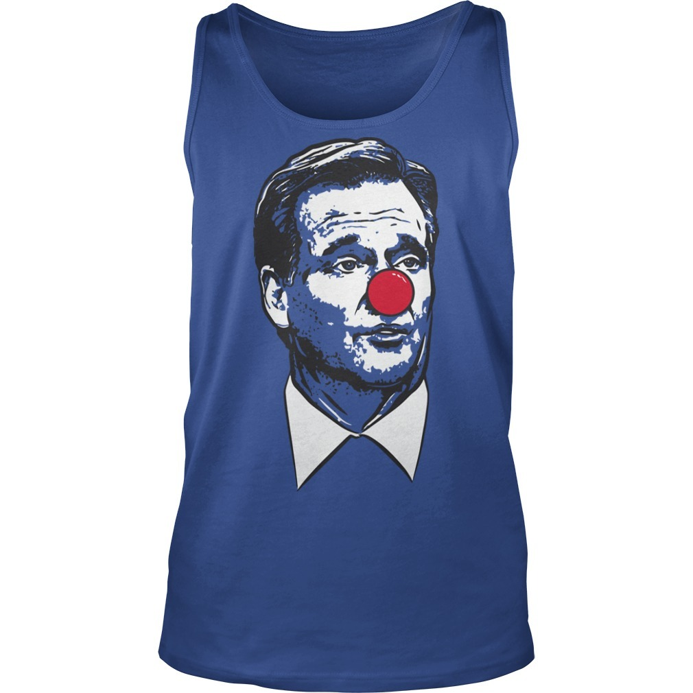 Sean Payton Roger Goodell Clown Tank Top