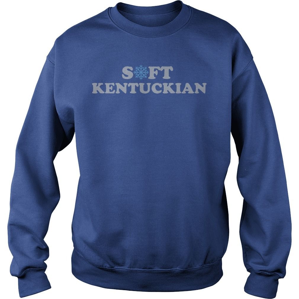 Soft Kentuckian Sweater