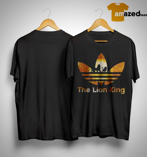 The Lion King Adidas Shirt