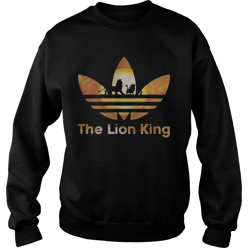 The Lion King Adidas Sweater