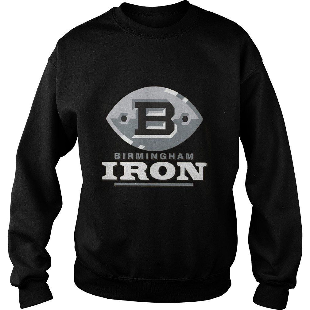 Tim Lewis Birmingham Iron Sweater