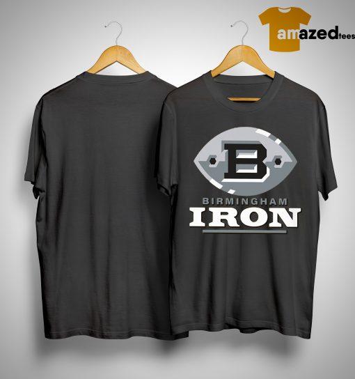 Tim Lewis Birmingham Iron T Shirt