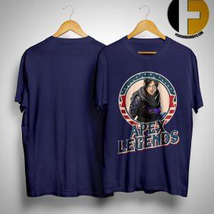 Wraith Apex Legends Shirt