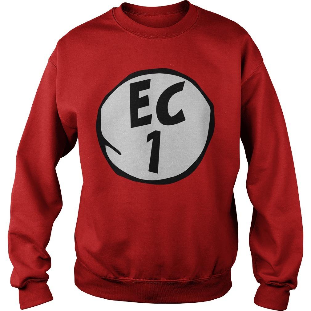 Wwe Dean Ambrose Ec1 Sweater