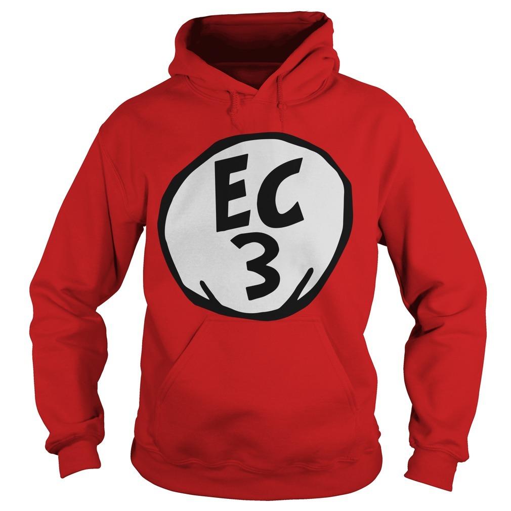 Wwe Dean Ambrose Ec3 Hoodie