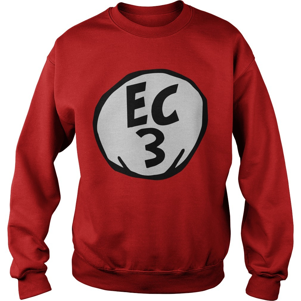 Wwe Dean Ambrose Ec3 Sweater