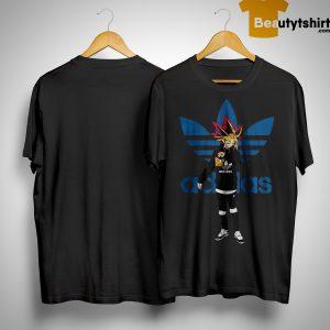 Yugioh Adidas Shirt
