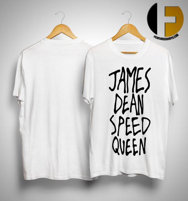 James Dean Speed Queen Shirt