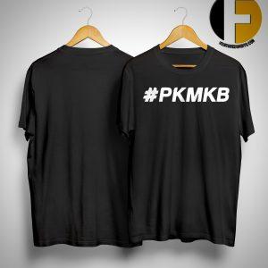 pkmkb hastag t shirt