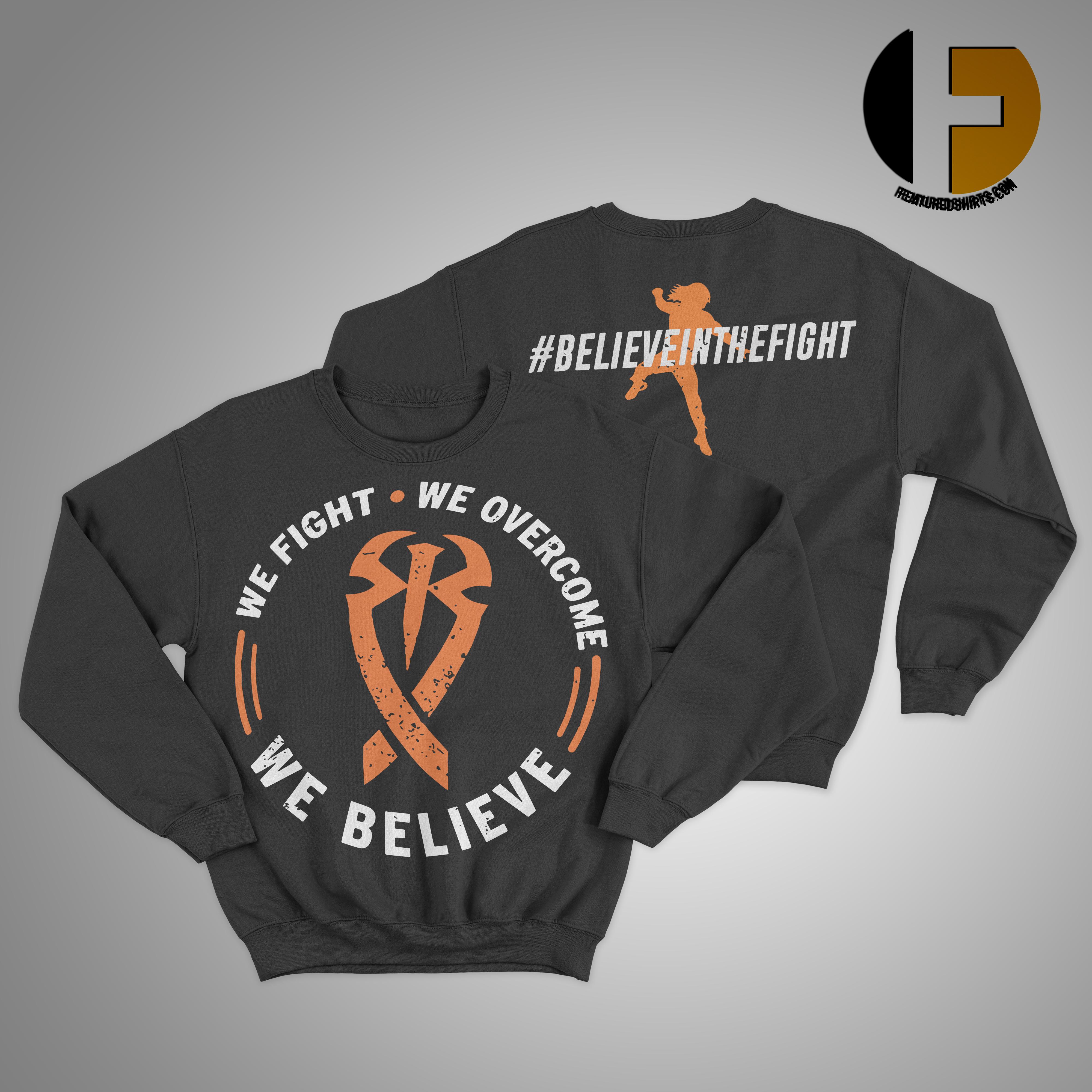 Roman Reigns We Believe Sweater