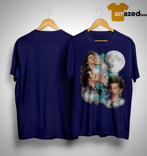 Three Jean Ralphio Moon Shirt
