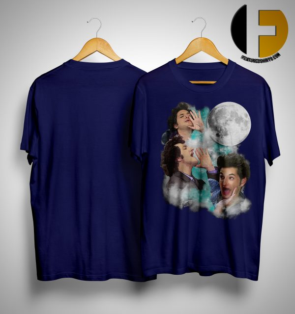Three Jean Ralphio Moon ShirtThree Jean Ralphio Moon Shirt