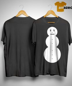 Young Jeezy Angry Snowman Shirt