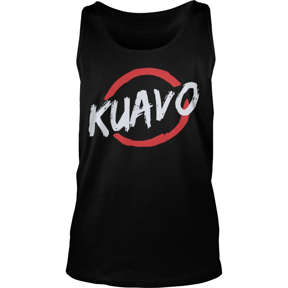 100T Kenny Kuavo Tank Top